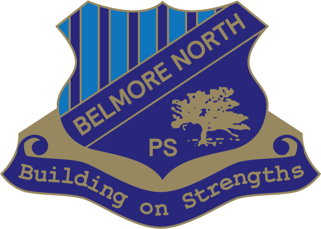 Belmore North Public School logo